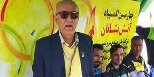 رودنیل: سید جلال باید اخراج میشد