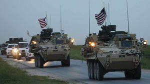 تلاش تازه آمریکا برای ادامه اشغالگری در خاک سوریه/ انتقال بیش از ۹۰۰ کامیون تجهیزات نظامی به استان حسکه +عکس و نقشه میدانی
