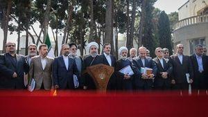 دولت روحانی همان دولت «میرحسین» و عصاره جریان اصلاحات است