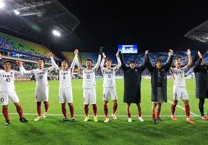 هوای کاشیما در روز بازی با پرسپولیس