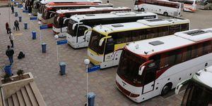 جزئیات خدماترسانی اتوبوسرانی در مراسم جاماندگان اربعین