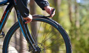عکس/ تایرهای زیپی برای دوچرخه سواران
