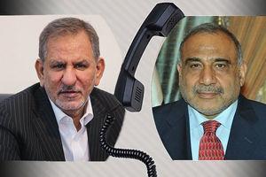 قدردانی جهانگیری از میزبانی دولت و مردم عراق
