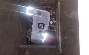 عکس/ سقوط مرگبار کارگر ساختمانی در تهران