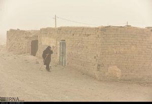 طوفان مدارس 5 شهر سیستان را تعطیل کرد
