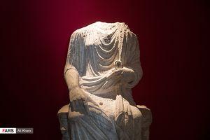 عکس/ بازگشایی موزه ملی سوریه بعد از ۷ سال