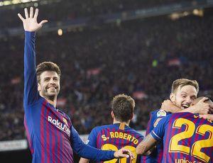 کنایه جدید پیکه به رئال مادرید در آستانه ال کلاسیکو