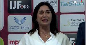 پخش سرود رژیم صهیونیستی برای اولین بار در امارات!