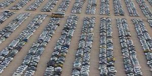 آخرین وضعیت پارکینگهای مرزها برای زوار اربعین