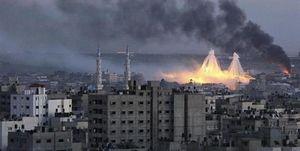 آمریکا شرق سوریه را با «فسفر سفید» بمباران کرد