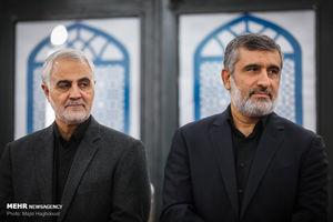 سردار حاجیزاده: توانایی صادرات تسلیحات داریم