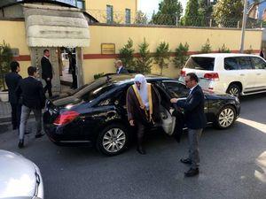عکس/ ورود دادستان عربستان به استانبول