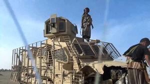 آخرین تحولات میدانی یمن/ در دروازه شرقی فرودگاه الحدیده چه میگذرد؟ + نقشه میدانی و تصاویر