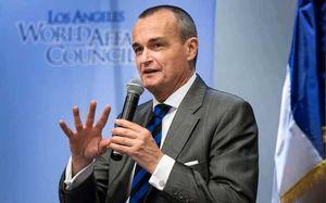 ژرارد آرو سفیر فرانسه در آمریکا