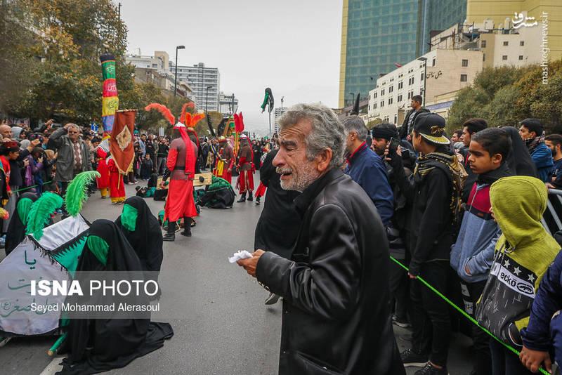 عزاداری روز اربعین - مشهد