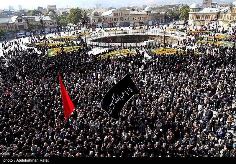 عزاداری اربعین حسینی - همدان