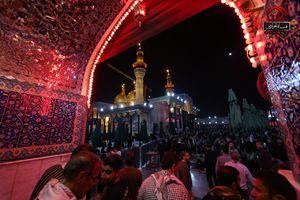 حال و هوای سامرا و کاظمین در روز اربعین