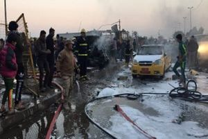 انفجار تروریستس