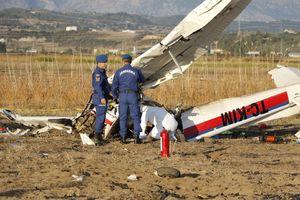 سقوط هلیکوپتر ارتش ترکیه در حومه آنکارا