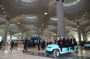 عکس/ افتتاح بزرگترین فرودگاه جهان