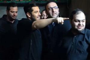نذری اربعین یا شوء تبلیغاتی محمدرضا گلزار؟! +فیلم