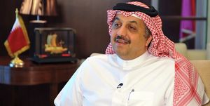 قطر: آمریکا عاقلتر از آن است که وارد جنگ با ایران شود