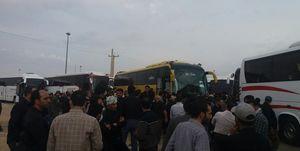 نرخ جابجایی زائران اربعین در مرز مهران اعلام شد
