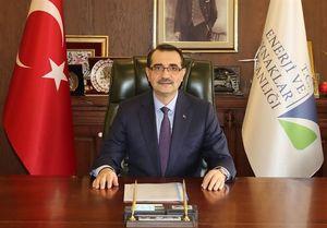 وزیر انرژی ترکیه