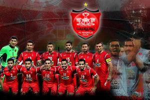 ترکیب تیم پرسپولیس در فینال آسیا
