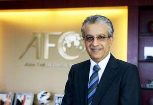 رئیس جدید AFC انتخاب شد