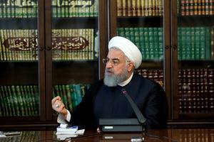 فیلم/ واکنش روحانی به لیست تحریم جدید آمریکا