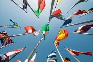 پرچم دیپلماسی