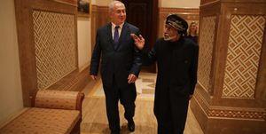 پیام تهدیدآمیز نتانیاهو برای ایران در عمان