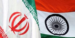 پرچم نمایه هند و ایران