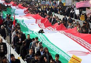 فیلم/ خروش انقلابی ایرانیان برعلیه اسکتبار جهانی
