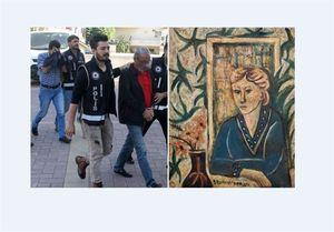 ماجرای تابلوی ۱۲ میلیون دلاری یک ایرانی در ترکیه +عکس