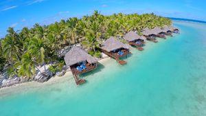 عکس/ جزایر زیبای «کوک»