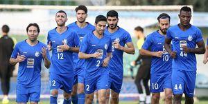عکس/ جایگاه استقلال در جدول پس از توقف در تبریز
