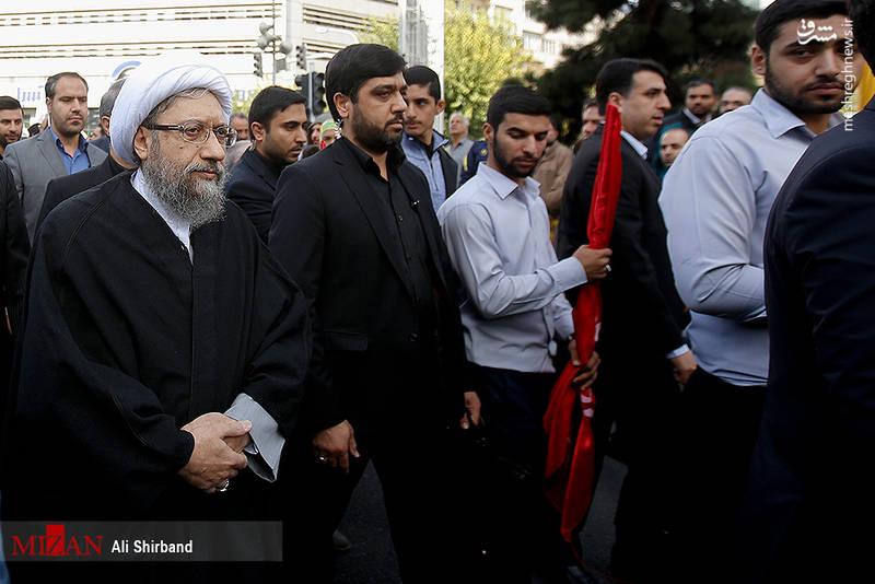 2377796 - تظاهرات استکبار ستیزی ۱۳ آبان