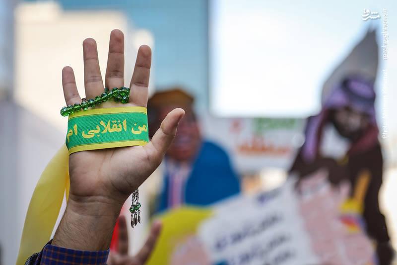 2377837 - تظاهرات استکبار ستیزی ۱۳ آبان