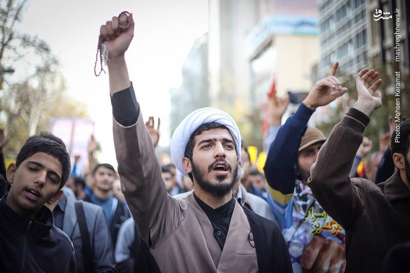 2377838 - تظاهرات استکبار ستیزی ۱۳ آبان