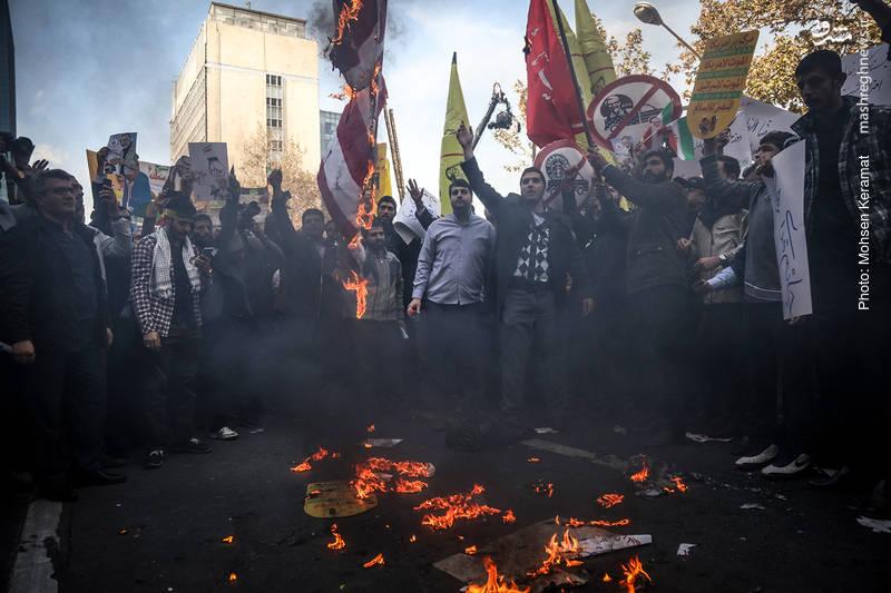 2377839 - تظاهرات استکبار ستیزی ۱۳ آبان
