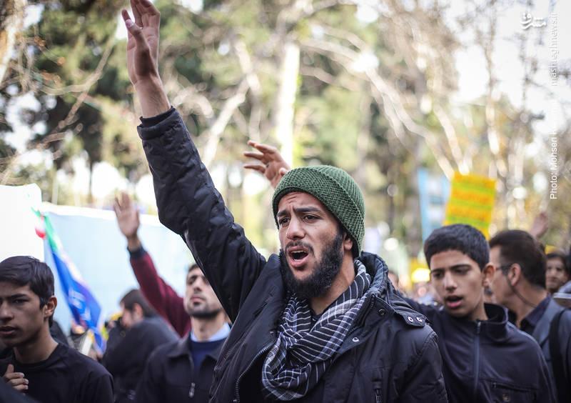 2377840 - تظاهرات استکبار ستیزی ۱۳ آبان
