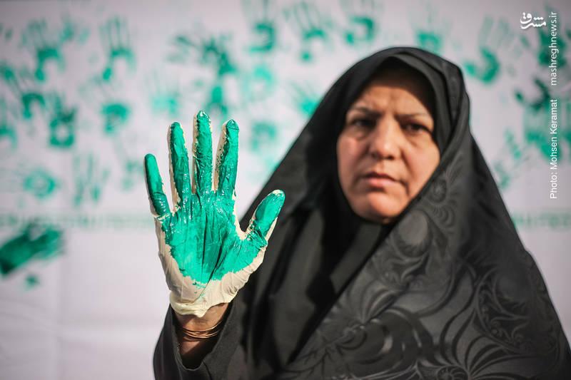 2377846 - تظاهرات استکبار ستیزی ۱۳ آبان