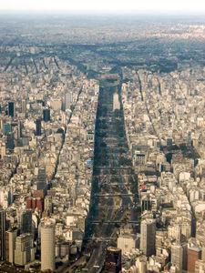 عکس/ عریضترین خیابان دنیا !