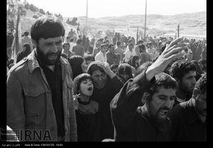عکس/ سالروز جنایت خونین صدام در اندیمشک