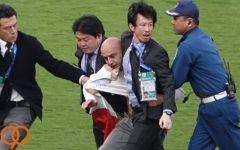 حکم AFC برای جیمی جامپی که با پرچم ایران آمد