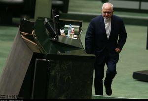 فیلم/ظریف:معاملات زنجانی در ایران انجام شده است