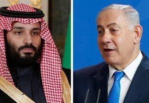 نتانیاهو و بن سلمان