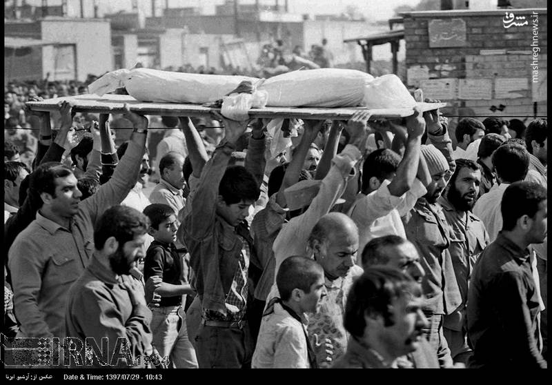 سالروز جنایت خونین صدام در اندیمشک